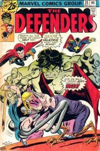 Defenders Vol. 1 Issue 35