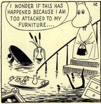 "The Complete Tove Jansson Comic Strip"""